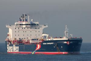 Photo of STENA CONQUEST ship