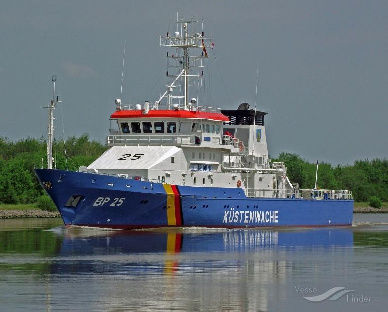 BAYREUTH (MMSI: 211386450) ; Place: Kiel_Canal/ Germany
