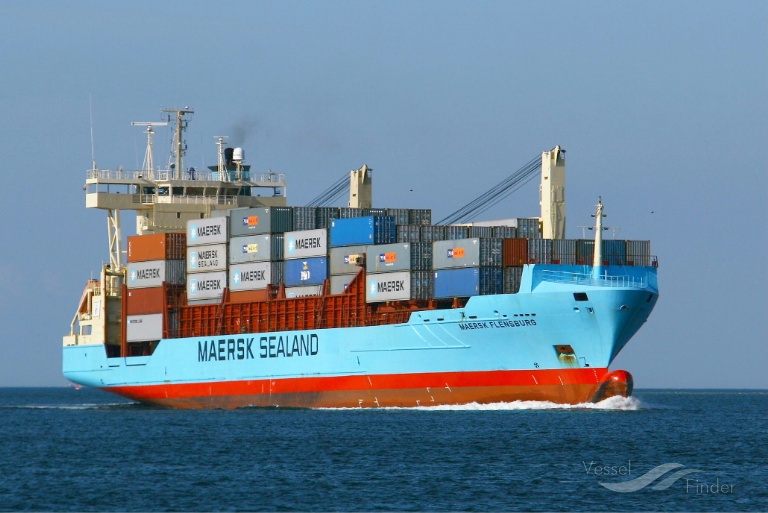 FLENSBURG, Container Ship - Details and current position