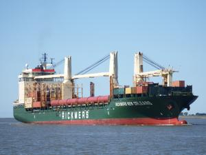 Photo of RICKMERS NEW ORLEANS ship