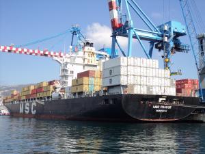 Photo of DELI ship
