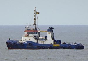 Photo of POWERFUL ship