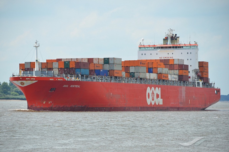 OOCL MONTREAL photo