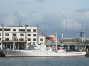 Photo of UMESATO ship