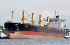 Photo of SIDERAKI ship