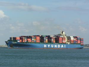 Photo of HYUNDAI CONFIDENCE ship