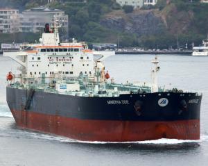 Photo of MINERVA ZOE ship