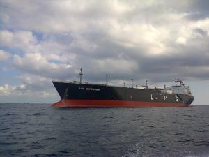 Photo of GAS CAPRICORN ship