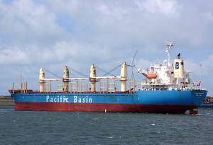 Photo of PORT BOTANY ship