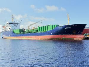 Photo of ALCEDO ship