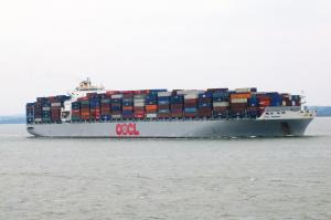 Photo of OOCL QINGDAO ship
