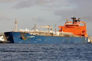 Photo of MUSKIE ship