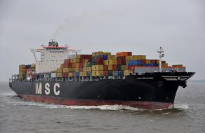Photo of MSC METHONI ship