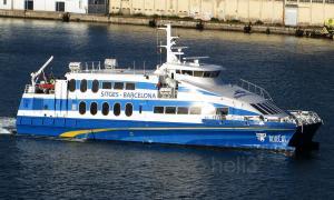 Photo of BLUE CAT ship