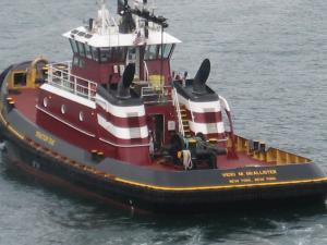 Photo of VICKI M MCALLISTER ship