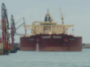 Photo of KALUGA ship