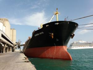 Photo of ANTA ship