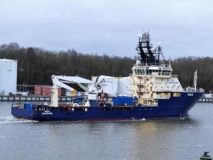 Photo of FREJA ship