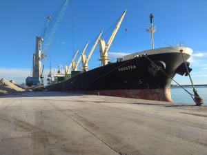 Photo of ADASTRA ship