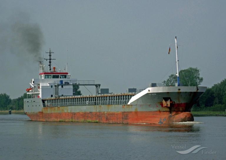 FLEX KESTON (MMSI: 305188000) ; Place: Kiel_Canal