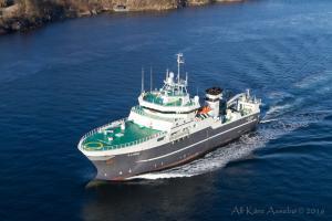 Photo of G.O.SARS ship