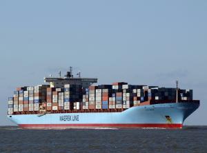 Photo of ANNA MAERSK ship