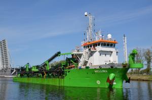 Photo of MELLINA ship