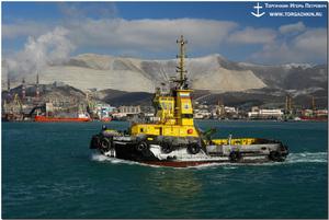 Photo of BODRYY ship