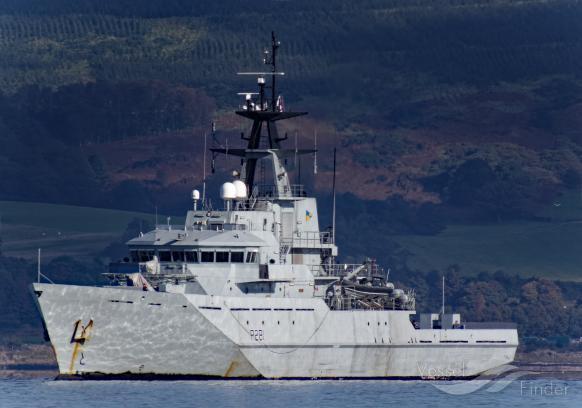 HMS TYNE photo