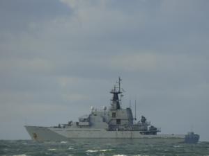 Photo of HMS TYNE ship