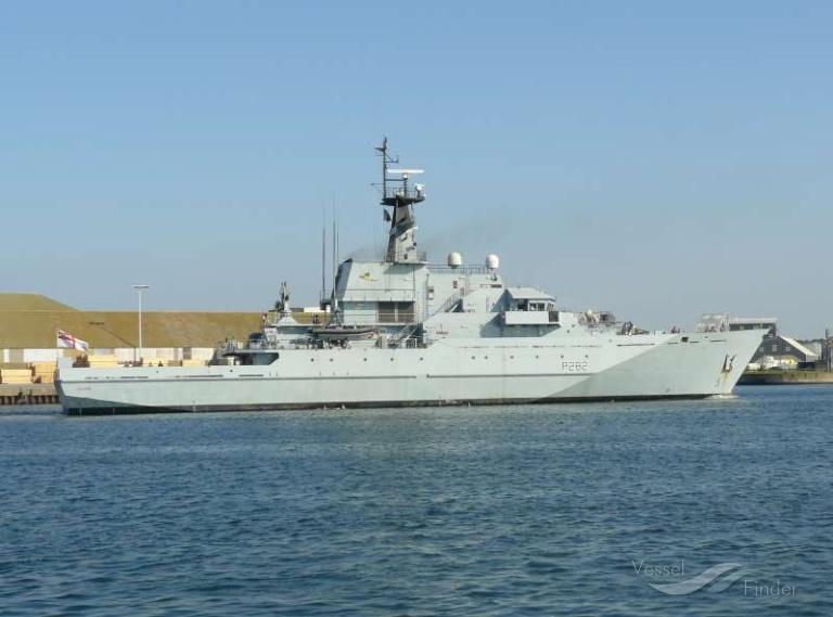 HMS SEVERN photo