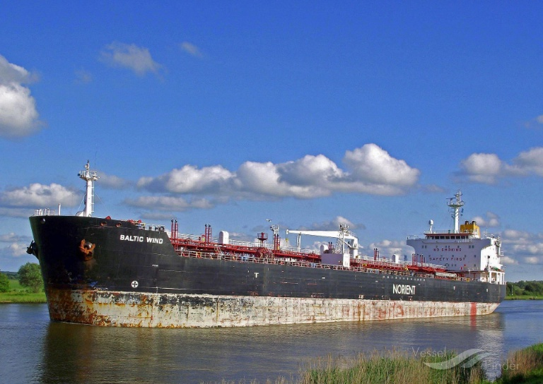 BALTIC WIND (MMSI: 215871000) ; Place: Kiel_Canal/ Germany