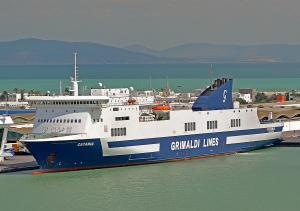 Photo of CATANIA ship