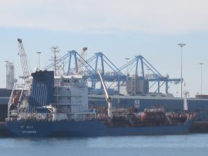 Photo of UNGIESHI ship