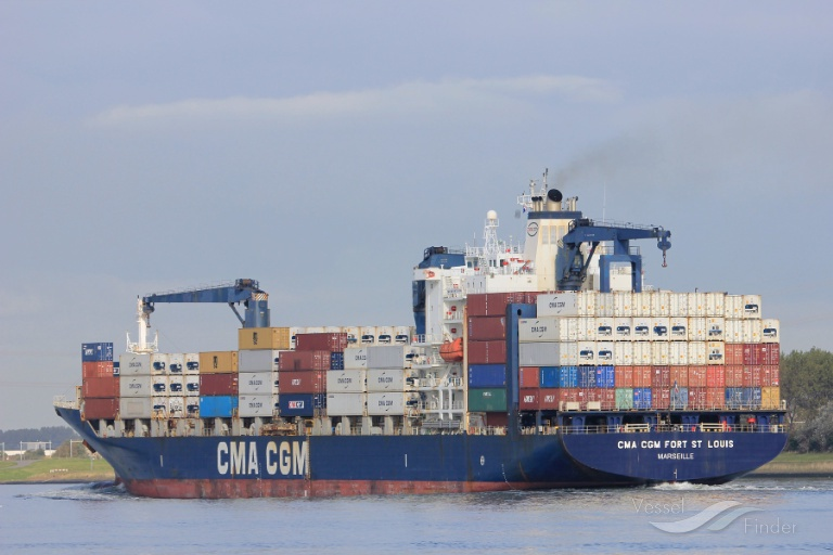 CMACGM FORT ST LOUIS photo