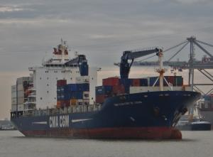 Photo of CMACGM FORT ST LOUIS ship