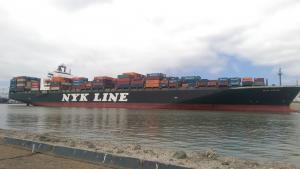 Photo of NYK ATLAS ship