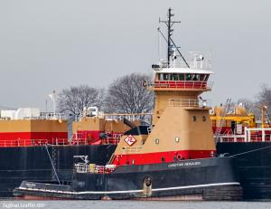 Photo of CHRISTIAN REINAUER ship