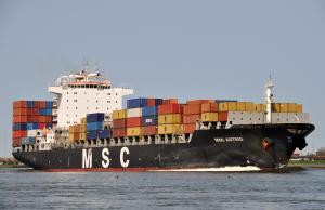 Photo of MSC ASTRID ship
