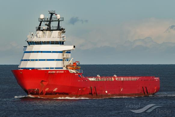SKANDI BUCHAN, Offshore Tug/Supply Ship - Details and
