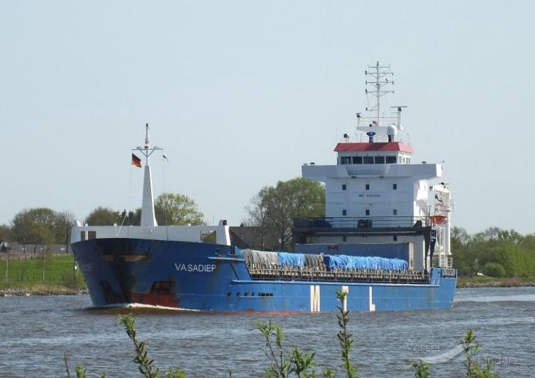 BETANZOS (MMSI: 224131000) ; Place: Kiel_Canal, Germany