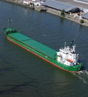 Photo of EKEN ship