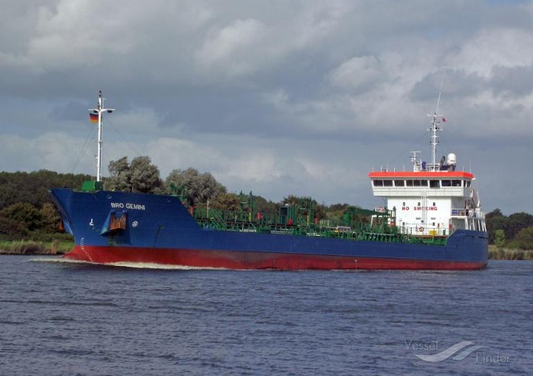 THUN GEMINI (MMSI: 245610000) ; Place: Kiel_Canal/ Germany