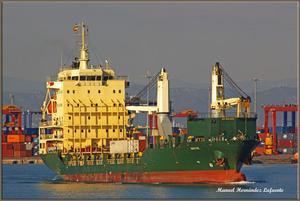 Photo of LORCON GEN.SANTOS ship