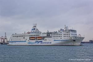 Photo of EL-DJAZAIR II ship