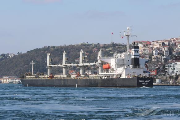 SEA LADY (MMSI: 538004485)