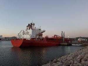 Photo of STOLT BETULA ship