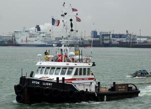 Photo of AFON LLIGWY ship