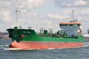 Photo of THUN GRANITE ship