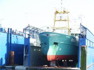 Photo of VALENTE BS8 ship